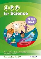 APP for Science Years 3 & 4 - APP for Science (Spiral bound)