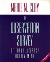An Observation Survey of Early Literacy Achievement - READING RECOVERY (Paperback)