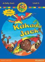 Jamboree Storytime Level A: Kakadu Jack Activity Book with Stickers - Jamboree Storytime