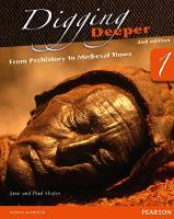 Digging Deeper 1: From Prehistory to Medieval Times Second Edition Student Book - Digging Deeper for The Netherlands (Paperback)