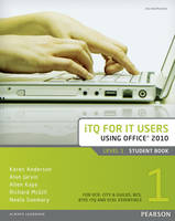 ITQ for IT Users Level 1 Student Book Office 2010 (Paperback)