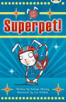 BC White A/2A Stunt Bunny: Superpet - BUG CLUB (Paperback)