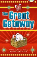 BC White B/2A Stunt Bunny: The Great Getaway - BUG CLUB (Paperback)