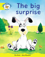 Storyworlds Reception/P1 Stage 2, Animal World,The Big Surprise (6 Pack) - STORYWORLDS