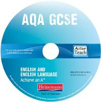 AQA GCSE English and English Language Active Teach: Aim for an A* - AQA GCSE English, Language, & Literature (CD-ROM)