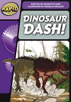 Rapid Phonics Step 1: Dinosaur Dash (Fiction) - Rapid Phonics (Paperback)