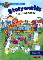 Storyworlds Reception Stages 1-3 Teaching Guide - STORYWORLDS (Spiral bound)