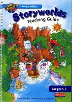 Storyworlds Yr1/P2Stages 4-6 Teaching Guide - STORYWORLDS (Spiral bound)