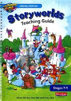 Storyworlds Stages 7-9 Teacher's Guide - STORYWORLDS (Spiral bound)