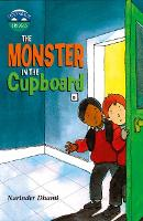 Storyworlds Bridges Stage 10 Monster in the Cupboard (single) - STORYWORLDS (Paperback)