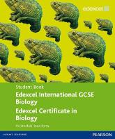 Edexcel International GCSE/Certificate Biology Student Book and Revision Guide pack - Edexcel International GCSE