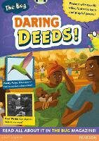 Bug Club Pro Guided Y4 Daring Deeds - Bug Club Guided (Paperback)