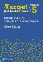 Target Grade 5 Reading Edexcel GCSE (9-1) English Language Workbook: Target Grade 5 Reading Edexcel GCSE (9-1) English Language Workbook - Intervention English (Paperback)