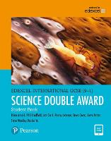 Edexcel International GCSE (9-1) Science Double Award Student Book: print and ebook bundle - Edexcel International GCSE