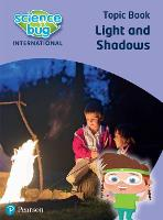 Science Bug: Light and shadows Topic Book - Science Bug (Paperback)