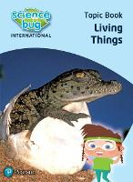 Science Bug: Living things Topic Book - Science Bug (Paperback)