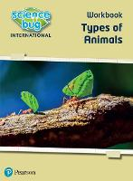 Science Bug: Types of animals Workbook - Science Bug (Paperback)