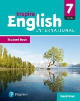 Inspire English International Year 7 Student Book - International Primary and Lower Secondary (Paperback)