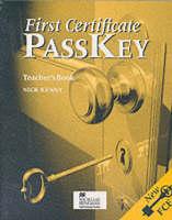 First Certificate Passkey: Teacher's Book (Paperback)