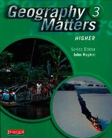 Geography Matters 3 Core Pupil Book - Geography Matters (Paperback)