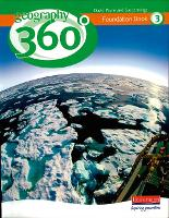 Geography 360 Degrees Foundation Pupil Book 3 - Geography 360 (Paperback)