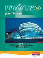 Metro Pour L'Ecosse Vert: Student Book - Metro Pour l'Ecosse (Paperback)