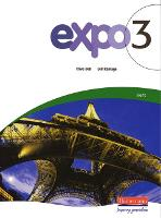Expo 3 Vert Pupil Book - Expo (Paperback)