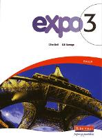 Expo 3 Rouge Pupil Book - Expo (Paperback)