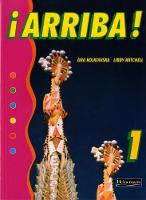 Arriba! 1 Pupil Book. - Arriba! for Key Stage 3 (Paperback)