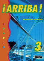 Arriba! 3 Pupil Book - Arriba! for Key Stage 3 (Paperback)