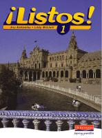 Listos 1 Pupils Book - Listos for 11-14 (Paperback)