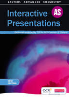 Interactive Presentations for Salters AS - Salters' Advanced Chemistry (CD-ROM)