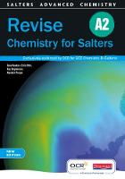 Revise A2 for Salters New Edition - Salters GCE Chemistry (Paperback)
