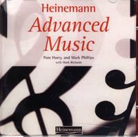 Heinemann Advanced Music CD Pack - Heinemann Advanced Music (CD-Audio)