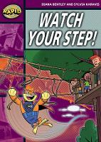 Rapid Stage 1 Set A: Watch Your Step! (Series 2) - RAPID SERIES 2 (Paperback)