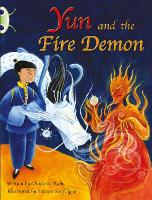 Bug Club Guided Fiction Year Two Purple A Yun and the Fire Demon - BUG CLUB (Paperback)