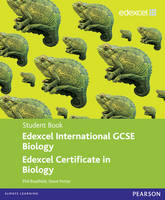Edexcel International GCSE Biology Student Book with ActiveBook CD - Edexcel International GCSE
