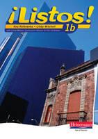 Listos for Trinidad and Tobago: Bk. 1B - Listos for Trinidad & Tobago (Paperback)