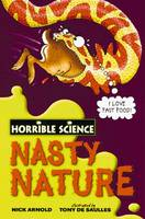 Nasty Nature - Horrible Science (Paperback)
