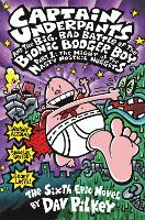 The Big, Bad Battle of the Bionic Booger Boy Part One:The Night of the Nasty Nostril Nuggets