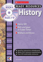 History; Book 4 Ages 7-9 - Ready Resources (Paperback)