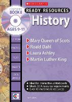 History; Book 8 Ages 9-11 - Ready Resources (Paperback)