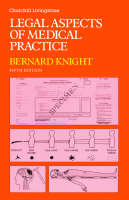 Legal Aspects of Medical Practice (Paperback)