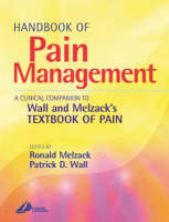 Handbook of Pain Management: A Clinical Companion to Textbook of Pain (Paperback)