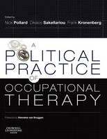 A Political Practice of Occupational Therapy (Paperback)