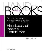 Handbook of Income Distribution, Vol 2A: Volume 2A (Hardback)