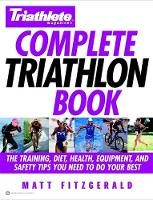 Triathlete's Complete Triathlon Book (Hardback)