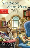 The Book Stops Here: A Bibliophile Mystery (Paperback)