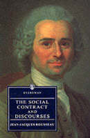 The Social Contract and Discourses (Paperback)