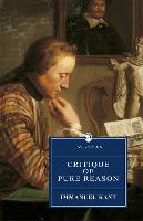Critique Of Pure Reason: Kant : Critique Of Pure Reason (Paperback)